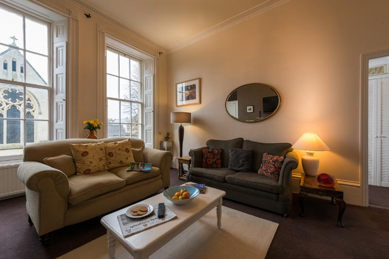 Relax in comfort at The Burlington St Apartment