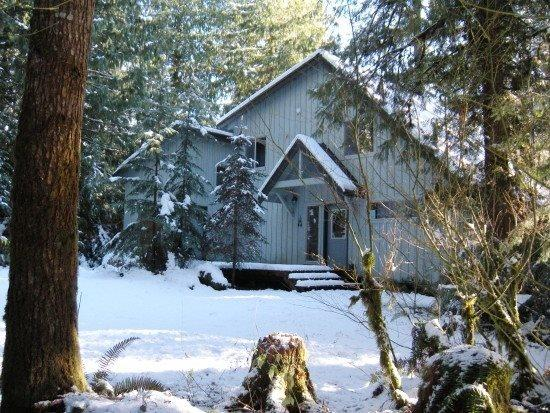 The front of Cabin 19
