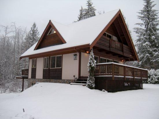 The front of Cabin 54