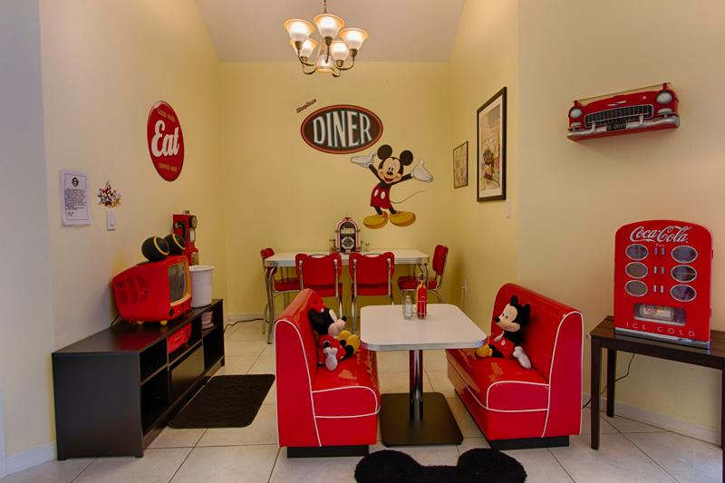 Magical Clubhouse Mickey's Diner