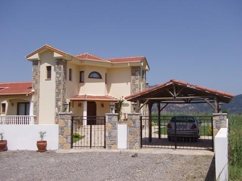 The front of the Plantation Villa. See what is round the other side.