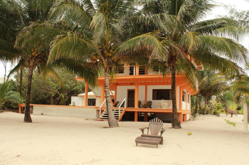 Dreamsicle House in Maya Beach; 3 separate units