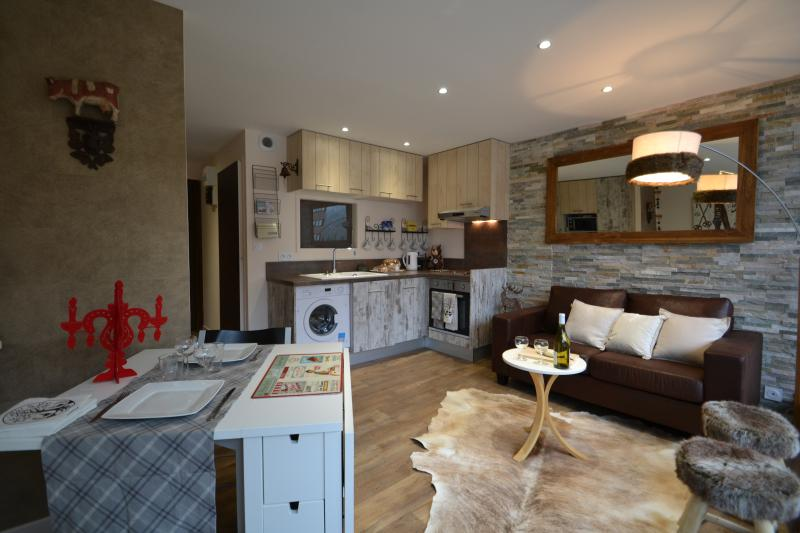 Great cosy mountain style flat