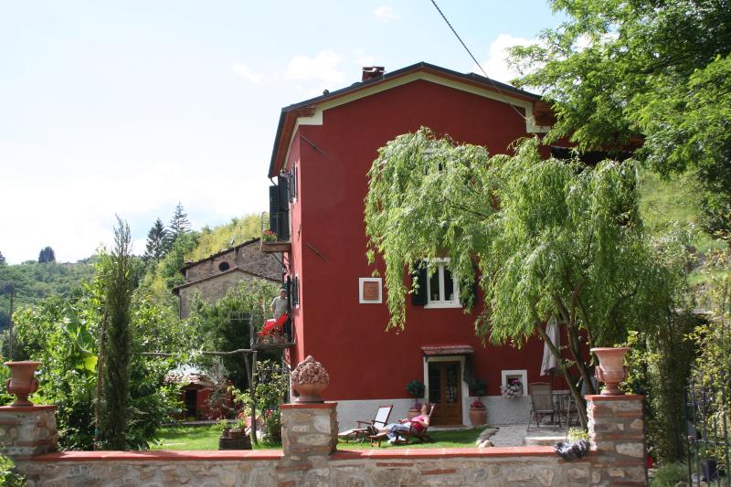 Villa Rossa, available all year round