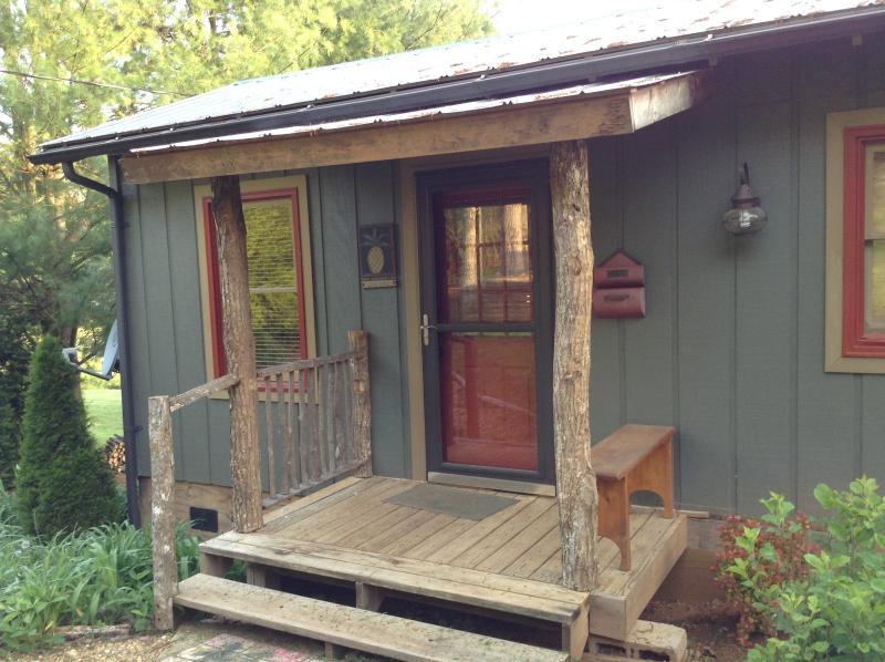 The Blue Spruce Cabin