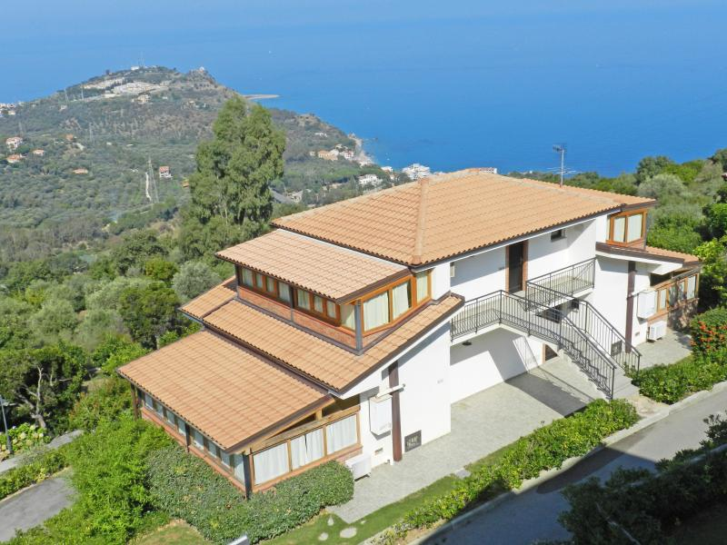 the residence from the sky