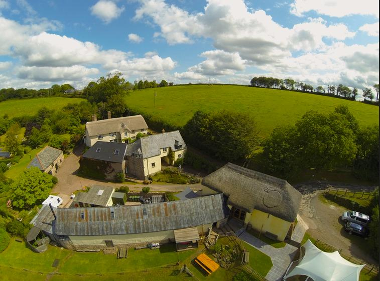 Middle Coombe Farm Devon-Our Exclusive 400 Acre Rustic Estate