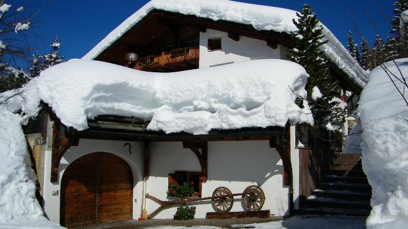 Chalet Runca offering Independent Apartment sleeping four