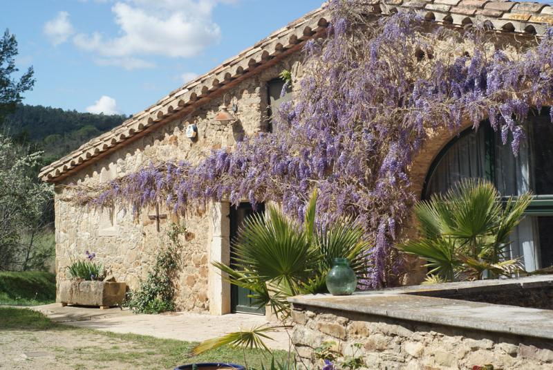 A traditional stone villa in spectacular setting