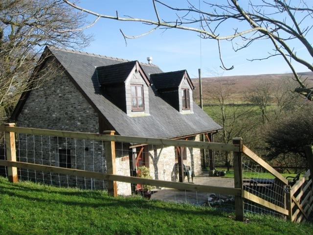 Blaendffryn Fach, two bedroom, self catering holiday cottage.