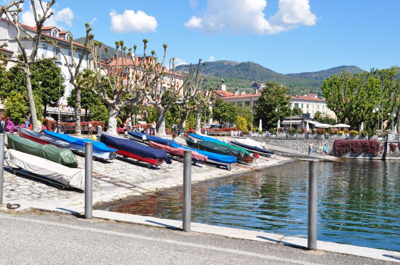 VERBANIA lake side