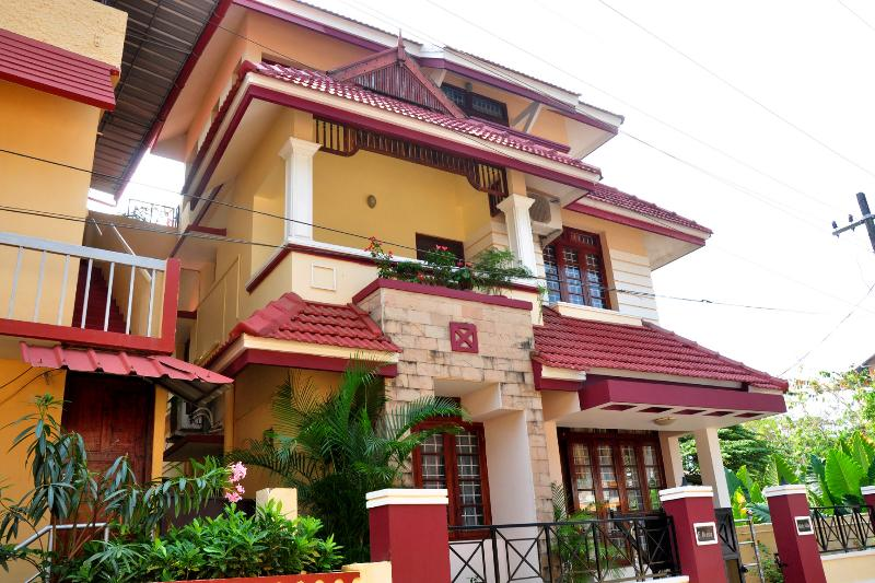 Micky Villa Front View