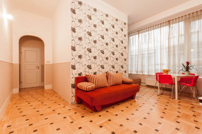 90sqm apartment in the heart of the city