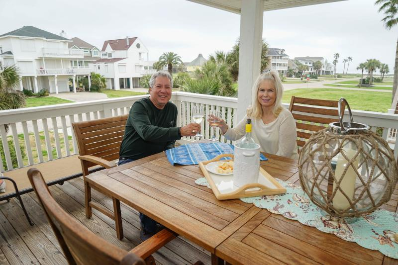 Welcome to Our Spoonbill Beach House!  Cheers!!