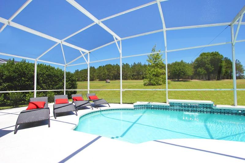 Estate with Private Pool overlooking Golf Course