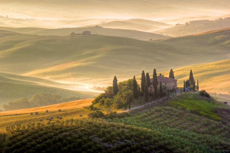 Enjoy living like a local in the heart of Tuscany.