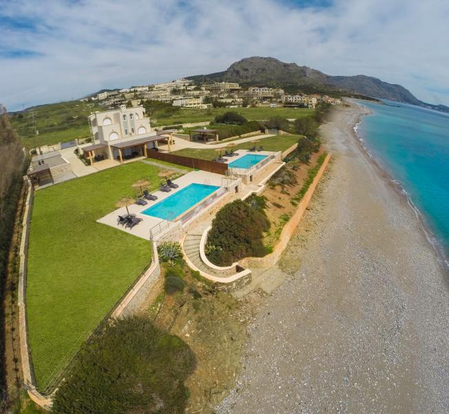 Rhodes Beach Luxury Villa