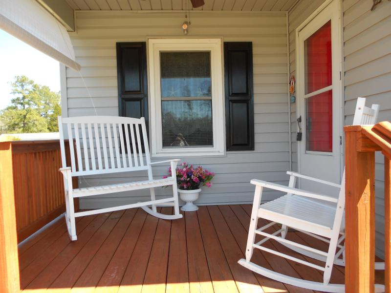 Front Sitting Porch