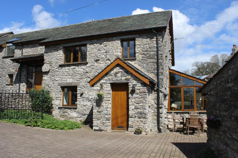 The Hayloft is a lovely stone-built barn conversion