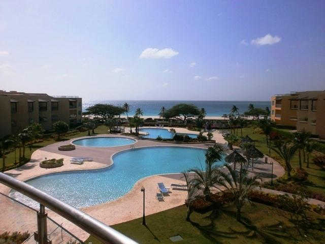 This is your supreme ocean view from your balcony!