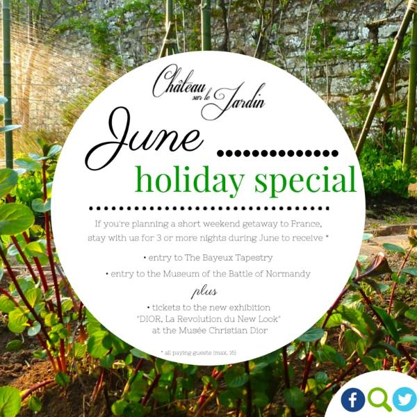 June 2015 Holiday Special