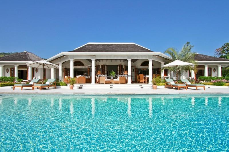 Bougainvillea House, Tryall, Montego Bay 5BR