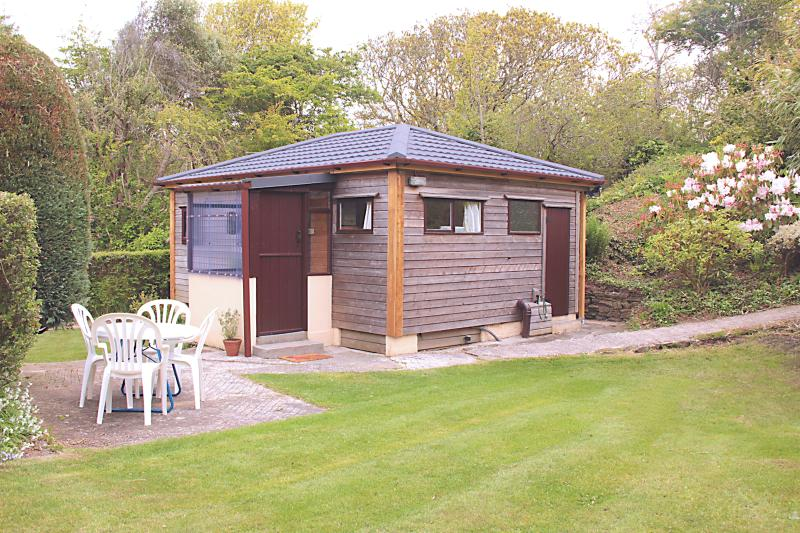 The Chalet - relax in peaceful surroundings