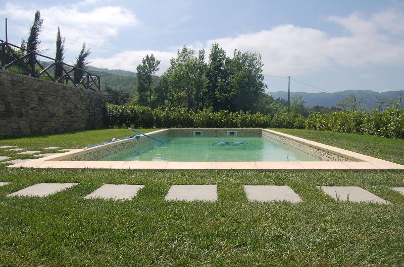 A tranquil location for a swim, with great views