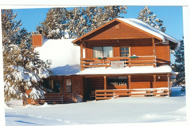 Winter at The Kirby Ranch