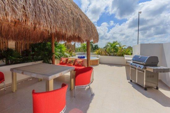 Penthouse Zama - private rooftop - Tulum vacation rentals