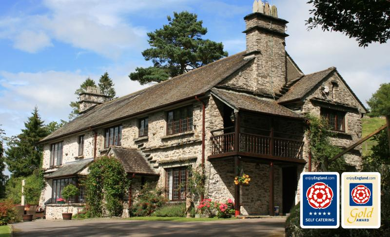 High Biggin a 5 Star Gold Award winning luxury holiday cottage