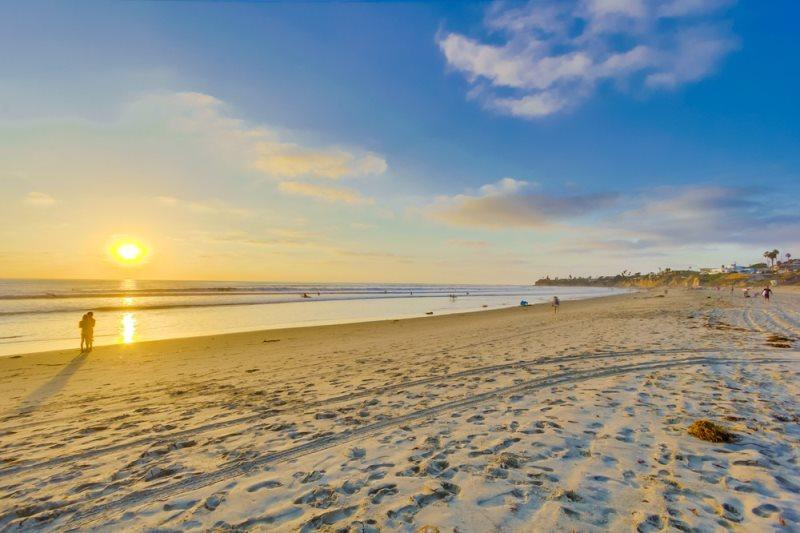 Your vacation home awaits at this lovely Pacific Beach ocean front condo.