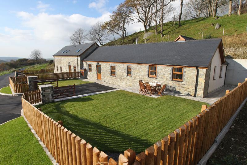 Beautiful cottage near the Mid Wales coast between Aberystwyth and Machynlleth