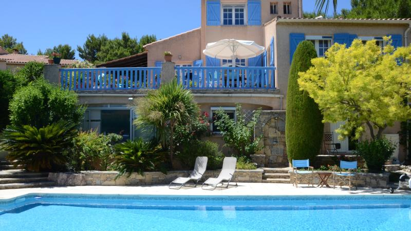 Your holiday home, 4 Paws, a stunning ground floor gîte next to the pool