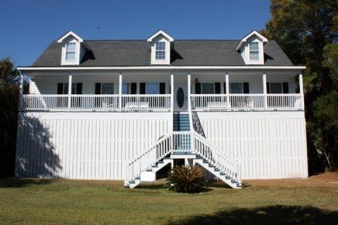 1112 E Ashley Ave, Folly Beach, SC