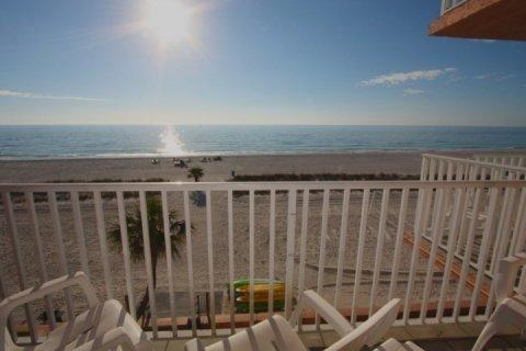 Your view of the Gulf of Mexico from a private balcony