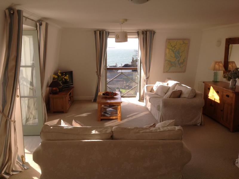 Fantastic dual aspect sea views both South and West,