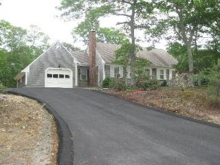 Cape Cod style home located in E. Brewster within the Robinwood Neighborhood.