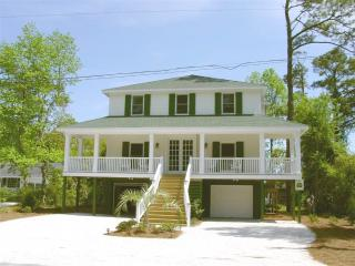 Deetjen Beach House, Pawleys Island