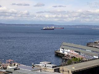 Breathtaking sound view meets ideal downtown location at Harbor Steps - Seattle vacation rentals