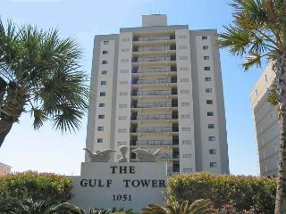 Gulf Tower 4C ~ Cozy Beachfront Condo with Pool, Gulf Shores