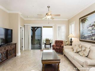 835 Cinnamon Beach 3rd Floor, End Unit, SouthEast Ocean Balcony - Saint Augustine vacation rentals