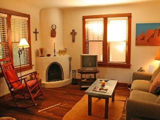 Palace Ave Casita, Santa Fe