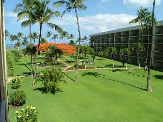 Maui Sunset  303B ~ 1 Bedroom, 2 Bath w/ Partial Ocean Views!, Kihei