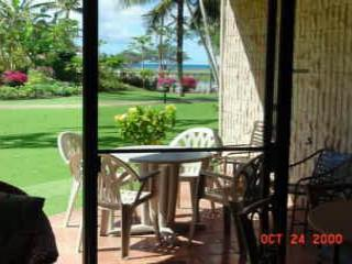 Maui Sunset 113A ~ 1 Bedroom, 2 Bath, Ground Floor, Ideal for Families!, Kihei