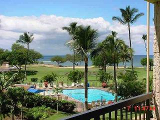 Maui Sunset 313A ~ 1 Bedroom, 2 Bath, Ocean Views with Full Kitchen, Kihei