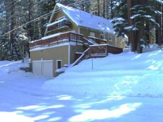 Upscale A-frame Cabin with Lots of Space and Hot Tub ~ RA683, South Lake Tahoe