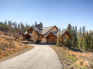 Silverview at Highlands Luxury Home Hot Tub Breckenridge House Rental