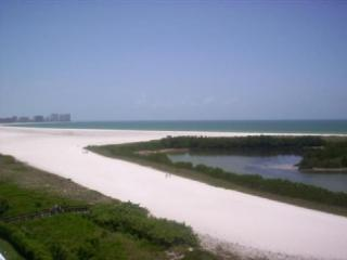 Panaromic views from the front wrap balcony of this nicely Updated Condo, Marco Island