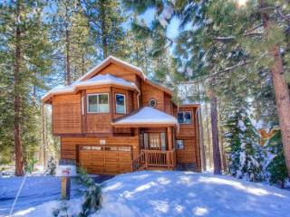 Great House in South Lake Tahoe (Beautiful brand new 2007 home w/ 3 LCD TVs - COH1211)